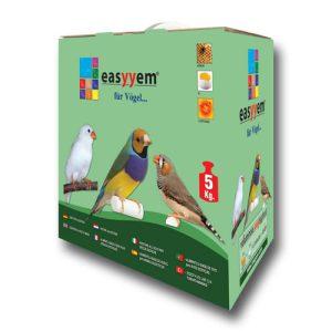 Egzotik Kuşlar İçin Yumurta Maması - Easyyem